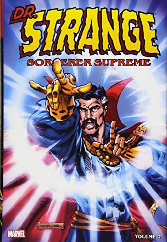 Books : Doctor Strange, Sorcerer Supreme Omnibus Vol. 2