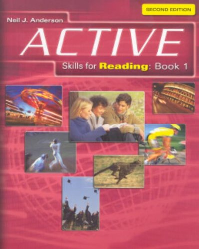 Active Skills for Reading, Book 1