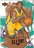 2005 / 2006 Upper Deck Slam Basketball Series Complete Mint 120 Card Hand Collated Set. Loaded with Stars and Rookies Including Shaquille O'neal, Lebron James, Dwayne Wade, Kobe Bryant, Chris Paul, Andrew Bynum, Monta Ellis, Deron Williams and Others!