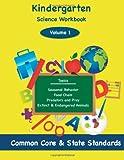 Kindergarten Science Volume 1, Todd Deluca, 1497462665
