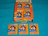 Garbage Pail Kids 9th Series Lot of 3 Sealed Packs From Box.