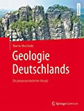 Book Cover for Geologie Deutschlands: Ein prozessorientierter Ansatz (German Edition)