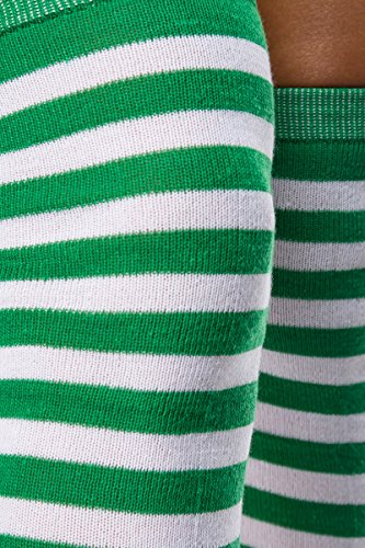 Angies Glamour Liga Medias Mujer Para Verde De Fashion g8gxfR