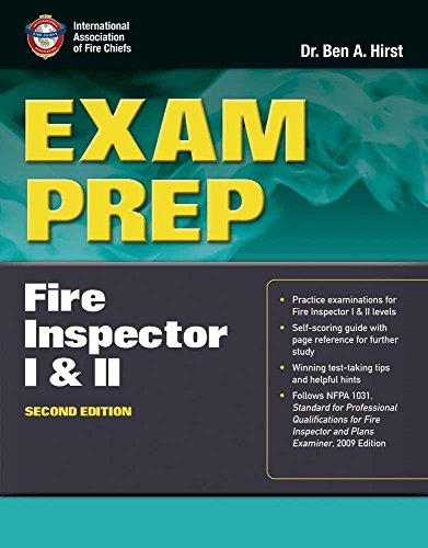 Exam Prep: Fire Inspector I  &  II