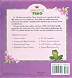 The Princess and the Frog: Tianas Cookbook: Recipes for Kids (Disney Princess: the Princess and the Frog)