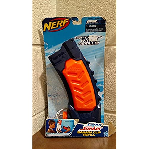 Nerf Gun Banana Clip Amazon Com