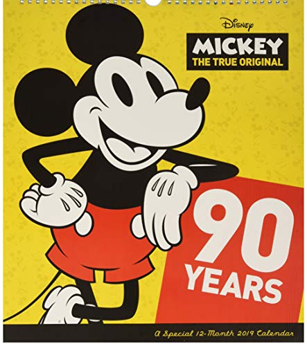 Mickey Mouse - Special Edition Wall Calendar (2019) ()