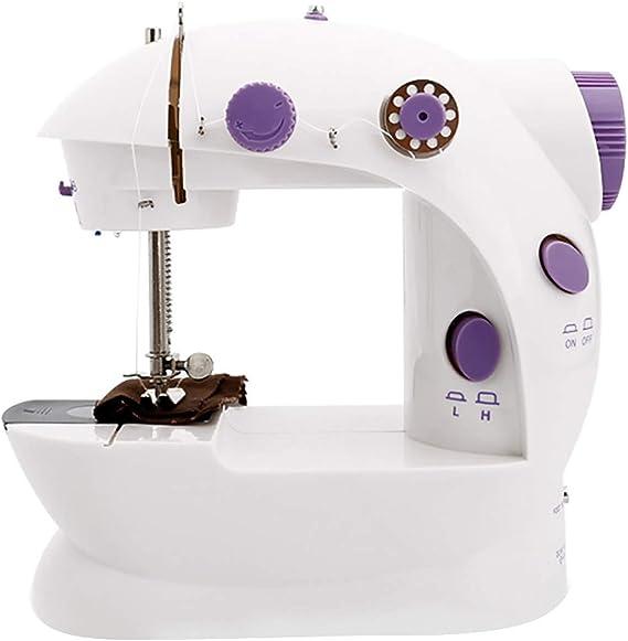 L.P Máquina de Coser doméstica, Mini máquina de Coser Máquina de ...