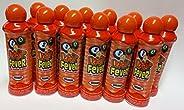 One Dozen 3oz Dabbin' Fever Orange Bingo Da