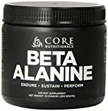 Core Nutritionals Beta Alanine Dietary Supplement, 200 Gram Review
