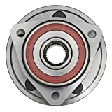 2001 For Jeep Wrangler Front Wheel Bearing and Hub Assembly x 1