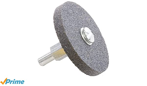 2 by 1//2 Cylindrical with 1//4 Shank Forney 72415 Grinding Stone
