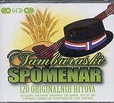 TAMBURASKI SPOMENAR - 120 ORIGINALNIH HITOVA