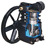 - Ingersoll Rand Single-Stage Compressor Pump - 5 HP, Model# SS5
