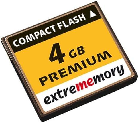 4 GB Compact Flash Karte CF Speicherkarte für Nikon D100