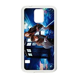 James-Bagg Phone case - TV Show Doctor Who & Police Box Pattern Protective Case For Samsung Galaxy S5 Style-10