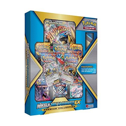 Pokemon Cards  Pokemon Mega Metagross Ex Premium (Sports Power Card)
