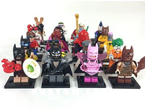 Review: Lego Batman Movie Collectible Minifigures Review
