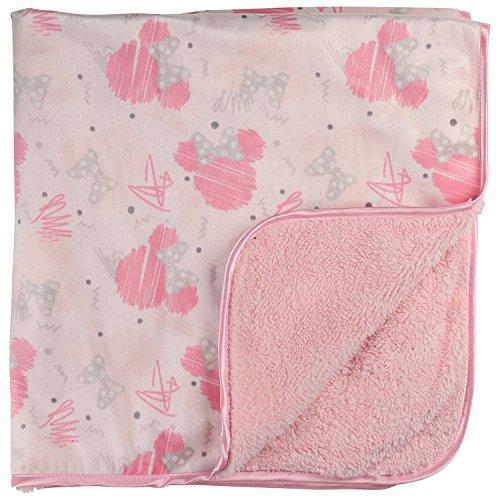 Disney Minnie Sketchy Printed Blanket