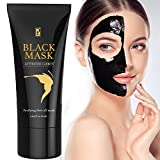 Blackhead Remover Mask, Activated Charcoal Face Mask Peel Off Mask Deep Cleansing Facial Mask 60g