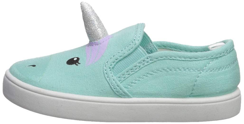 Carters Kids Tween Casual Slip-on Skate Shoe