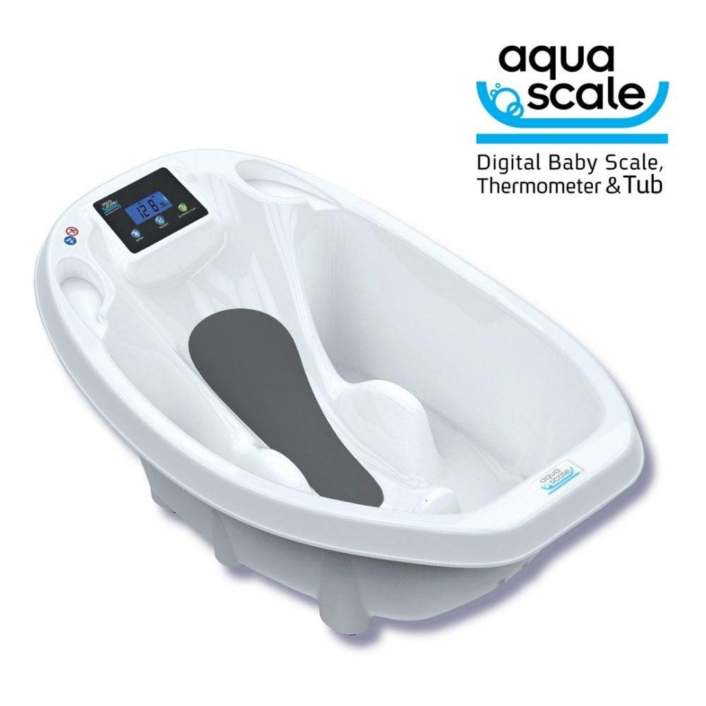 Aquascale 3 in 1 Baby Bath by Baby Patent-19338