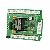 Motor Drive Expansion Board with Puzzle Electric Building Block Socket Supports up to 14 Servos