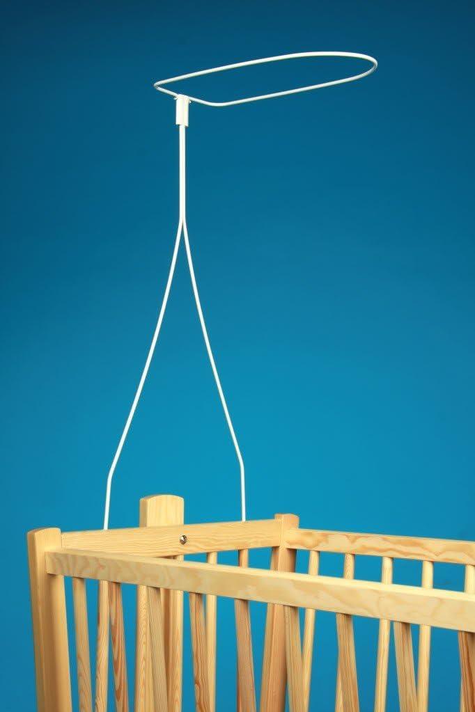 Pole Oval Shape Canopy Holder Rod Stand BAR Free Standing Holder