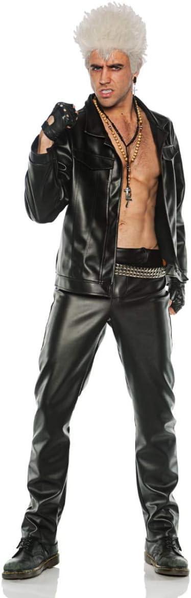Disfraz De Rock Rebelde para Hombre XXL: Amazon.es: Juguetes y juegos