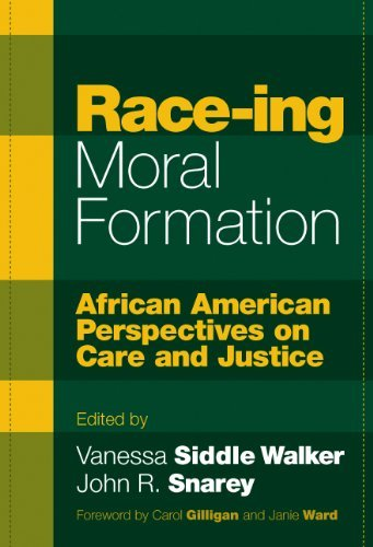 Race-ing Moral Formation: African American Perspectives on Care and Justice: 1st (First) Edition ebook