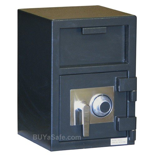 SD-01E Mamba Vault Front Loading Depository Safe w/ Electronic Lock by Mamba Vault
