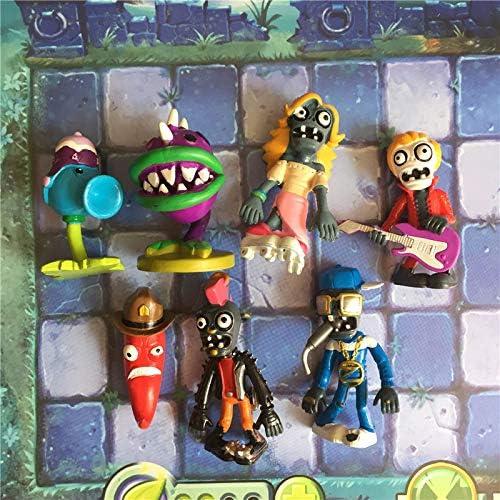 jhsajddaa Muñecas Zombies Muñeca De Juguete Adornos De Vehículos De Ocasión De Hacer Modelo Juego De Regalo para Niños Completos Zombies Grupo N Un Paquete: Amazon.es: Juguetes y juegos