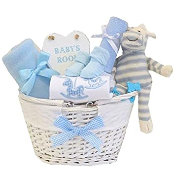 Millie - Cesta de lujo para bebé, regalo para bebé, niño o niño, regalo para baby shower/regalo de recién llegado/regalo de maternidad orporato/envío ...