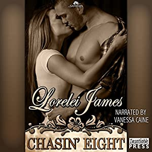 Chasin' Eight Audiobook