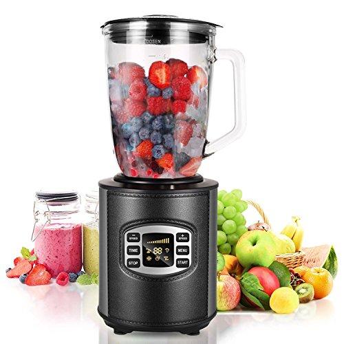 black blender glass jar - 8