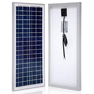 Poly Solar Panel 15W 25W 35W 50W 60W 100W