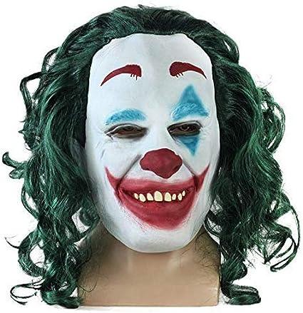 Fishyu Funny Película Máscara Halloween Cosplay Escalofriante ...