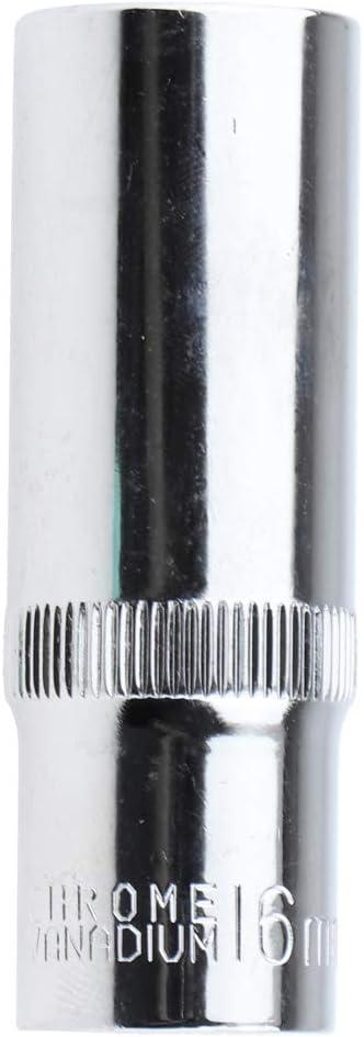 Size ausw/ählbar vierkant 8-19 mm sechskant 11 mm Steckschl/üssel Einsatz