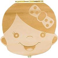 Caja de madera para dientes de leche, versión