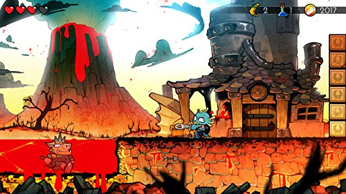 Wonder Boy: The Dragon's Trap - Nintendo Switch 7