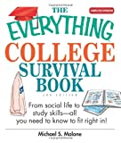 College Survival Book, Michael S. Malone, 1593373341