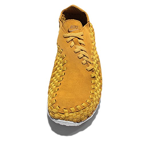 Nike Mens Air Footscape Woven Nm Casual Shoe Desert Ocher 700
