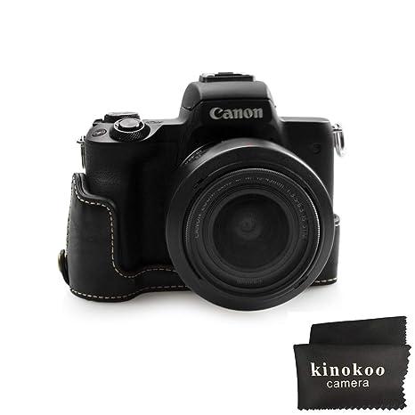 kinokoo Funda inferior para Canon EOS M50 disponible para ...