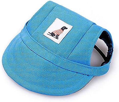 Sombrero de Mascota para Mascotas Gorra de béisbol para Mascotas ...