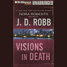 Visions in Death: In Death, Book 19 Audiobook by J. D. Robb Narrated by Susan Ericksen