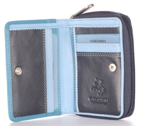 visconti-rb53-multi-colored-navy-prays-sky-blue-small-bifold-soft-leather-ladies-wallet-purse