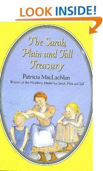 Download The Sarah, plain and tall treasury PDF