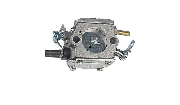HIPA Carb Carburetor for Husqvarna 362 365 371 372 Chainsaw ZAMA