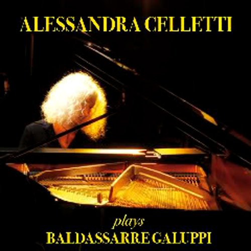 Plays Baldassarre Galuppi by Transparency