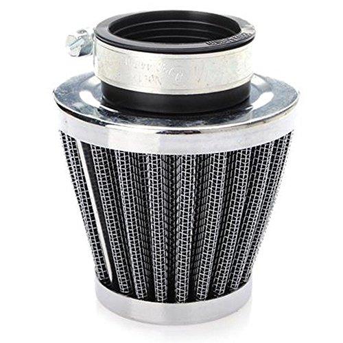 VIPITH 35mm Mushroom Head Air Filter Cleaner for 50cc, 70cc, 90cc, 100cc, 110cc, 125cc Kid's ATV, Pocket Bike, Dirt Bike, Go-Kate - Mushroom Air Filter